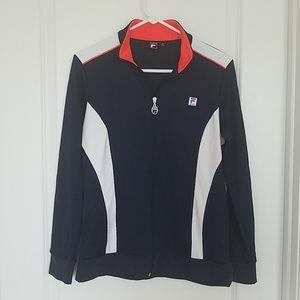 Fila athletic wear jacket